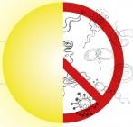 UV-C ĮRENGINYS, SKIRTAS PATALPOMS  STERILIZUOTI