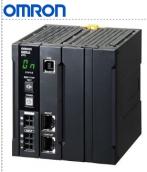OMRON - UPS nepertraukiamo maitinimo šaltinis montuojamas ant DIN bėgelio